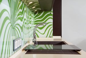 Using Decorative Glass Inside And Outside Victorville