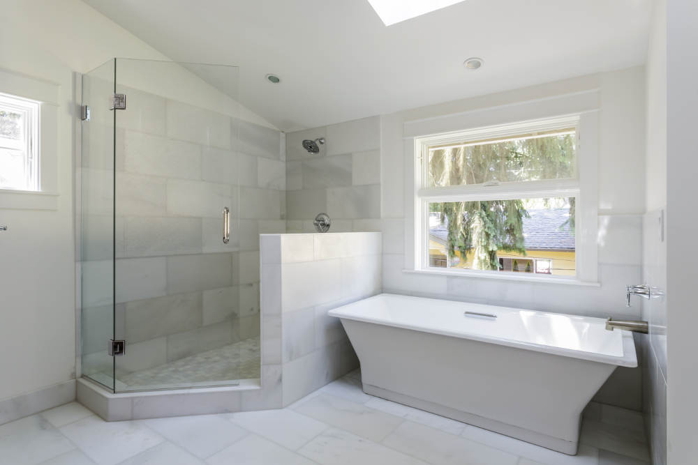 Why Glass Shower Doors Are So Great | Victorville Home Interior Design