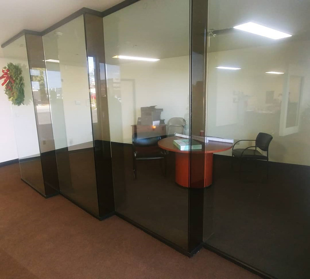 Commercial Window Wall