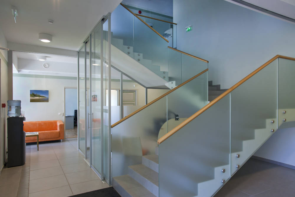 New Interior Design Trends with Glass